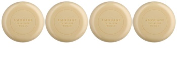 Amouage Interlude sapone profumato per donna 4 x 50 g