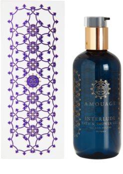 Amouage Interlude gel de ducha para mujer 300 ml