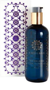 Amouage Interlude gel doccia per donna 300 ml