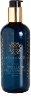 Amouage Interlude gel douche pour femme 300 ml