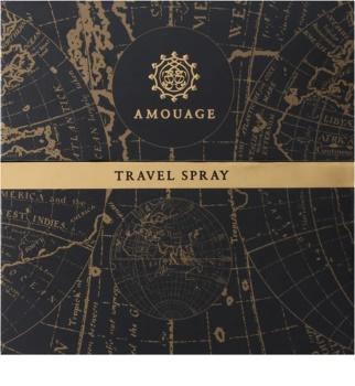 Amouage Jubilation 25 Men Eau de Parfum for Men 3 x 10 ml (1x Refillable + 2x Refill)