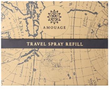 Amouage Jubilation 25 Men woda perfumowana dla mężczyzn 3 x 10 ml (3 x napełnienie)