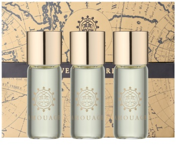 Amouage Jubilation 25 Men Eau de Parfum voor Mannen 3 x 10 ml (3x Navulling)