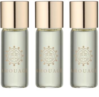 Amouage Jubilation 25 Men eau de parfum férfiaknak 3 x 10 ml (3 x utántöltő)