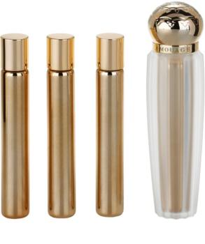Amouage Jubilation 25 Woman Eau de Parfum voor Vrouwen  4 x 10 ml (1x Navulbaar + 3x Navulling)