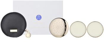 Amouage Jubilation 25 Woman solid parfum  (1x navulbaar + 2x navulling) voor Vrouwen  3x1,35 gr