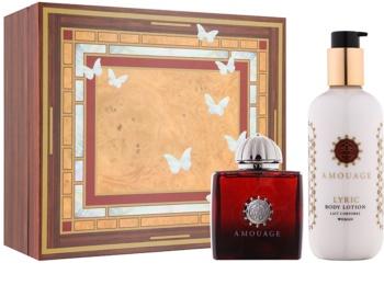 Amouage Lyric confezione regalo I.