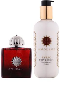 Amouage Lyric coffret cadeau I.
