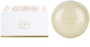 Amouage Lyric jabón perfumado para mujer 150 g