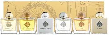 Amouage Miniatures Bottles Collection Women Geschenkset II. Gold, Dia, Ciel, Reflection, Jubilation 25, Beloved