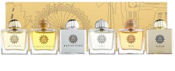 Amouage Miniatures Bottles Collection Women zestaw upominkowy II. Gold, Dia, Ciel, Reflection, Jubilation 25, Beloved