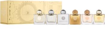Amouage Miniatures Bottles Collection Women dárková sada I. Ubar, Dia, Ciel, Reflection, Jubilation, Beloved