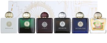Amouage Miniatures Bottles Collection Women Gift Set III. for Women