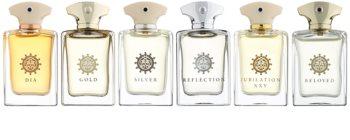 Amouage Miniatures Bottles Collection Men Gift Set II. Gold, Dia, Ciel, Reflection, Jubilation 25, Beloved