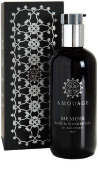 Amouage Memoir Duschgel Herren 300 ml