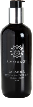 Amouage Memoir Duschgel für Herren 300 ml