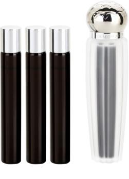 Amouage Memoir eau de parfum per donna 4 x 10 ml (1x ricaricabile + 3x ricariche)