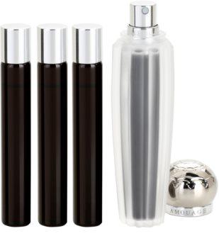 Amouage Memoir Eau de Parfum for Women 4 x 10 ml (1x Refillable + 3x Refill)