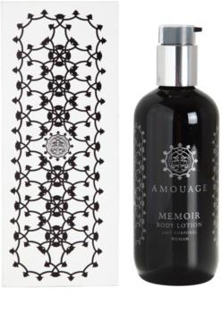Amouage Memoir tělové mléko pro ženy 300 ml