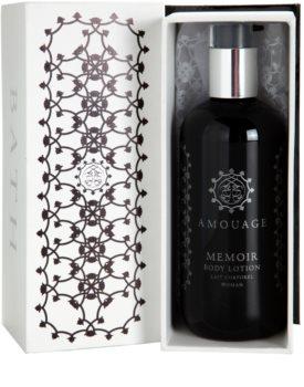 Amouage Memoir mleczko do ciała dla kobiet 300 ml