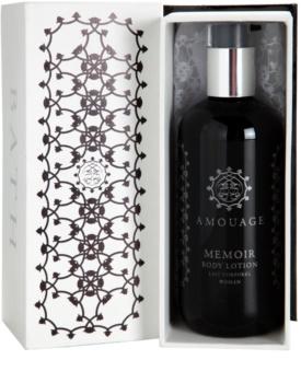 Amouage Memoir telové mlieko pre ženy 300 ml