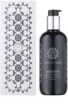 Amouage Memoir crema de maini pentru femei 300 ml