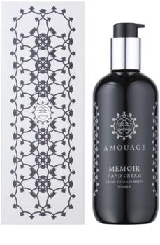 Amouage Memoir crema de manos para mujer 300 ml