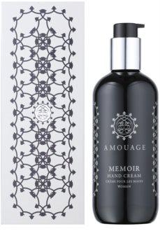 Amouage Memoir crema per le mani da donna 300 ml