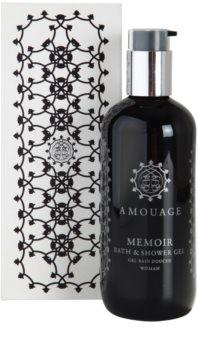 Amouage Memoir gel de ducha para mujer 300 ml