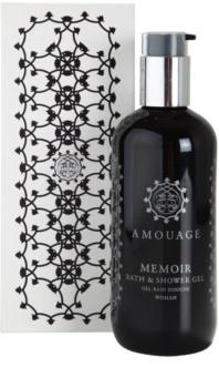 Amouage Memoir sprchový gel pro ženy 300 ml