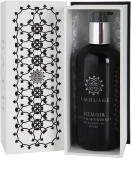 Amouage Memoir Duschgel für Damen 300 ml