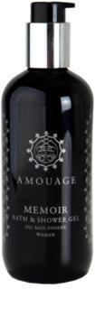 Amouage Memoir gel za tuširanje za žene 300 ml