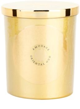 Amouage Oriental Oud vonná sviečka 195 g