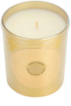 Amouage Oriental Oud vonná svíčka 195 g