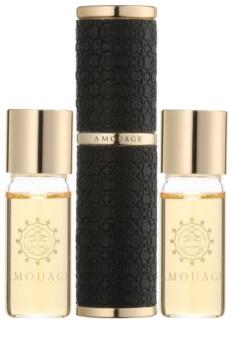 Amouage Reflection Eau de Parfum για άνδρες 3 x 10 μλ (1χ Επαναγεμιζόμενο  + 2χ γεμίσεις)