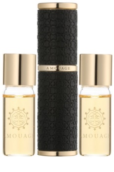 Amouage Reflection parfémovaná voda pro muže 3 x 10 ml (1x plnitelná + 2x náplň)
