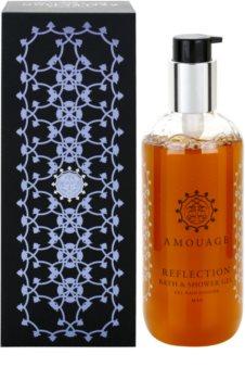 Amouage Reflection gel douche pour homme 300 ml