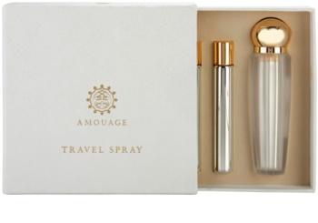 Amouage Reflection woda perfumowana dla kobiet 4 x 10 ml (1x napełnialny + 3x napełnienie)