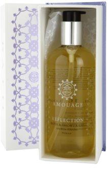 Amouage Reflection sprchový gél pre ženy 300 ml