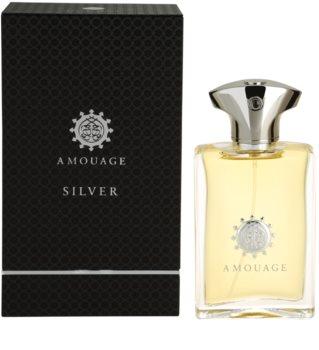 Amouage Silver eau de parfum pentru bărbați 100 ml