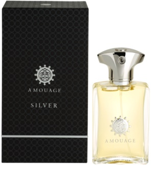 Amouage Silver parfémovaná voda pro muže 50 ml