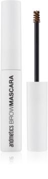 andmetics Brows mascara pentru sprâncene