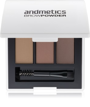 andmetics Brows puder do brwi