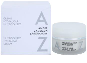 André Zagozda Face crema de día  hidratante y nutritiva