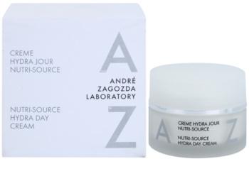 André Zagozda Face crème de jour nourrissante et hydratante