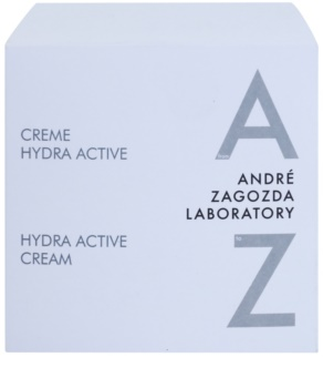 André Zagozda Face hydroaktive Creme zur Verjüngung der Haut