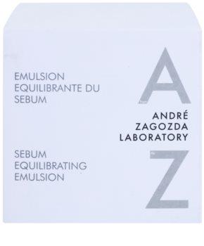 André Zagozda Face emulzija za obraz, ki regulira tvorbo kožnega sebuma za osvetljevanje kože in hidratacijo