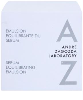 André Zagozda Face pleťová emulzia regulujúca tvorbu kožného mazu pre rozjasnenie a hydratáciu