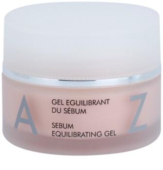 André Zagozda Face gel za lice za regulaciju lučenja sebuma  s učinkom pomlađivanja