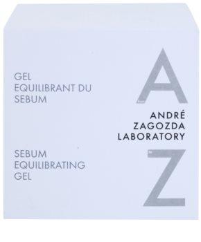 André Zagozda Face pleťový gél regulujúci tvorbu kožného mazu s omladzujúcim účinkom